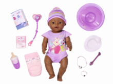 BABY born - Puppe Ethnik Interaktiv