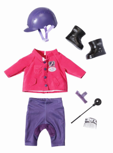 BABY born - Reiter Outfit Deluxe Pony Farm