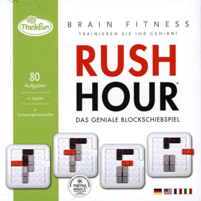 Brain Fitness - Rush Hour