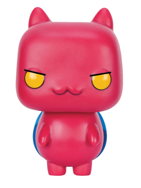 Bravest Warriors - POP Animation Vinyl Figur Bugcat
