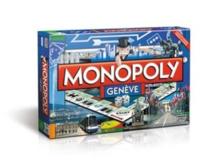 Brettspiel Monopoly Genève