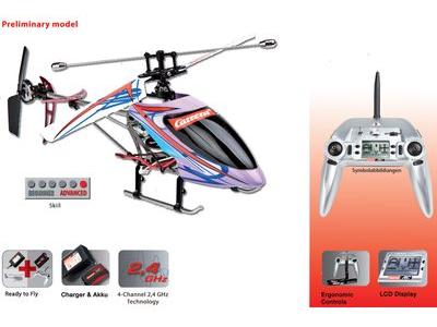 Carrera 501006 - R/C Heli Spider Fox 2,4 GHz