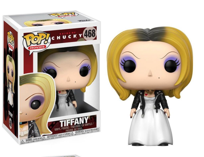 Chucky und seine Braut - POP Movie Figur Tiffany