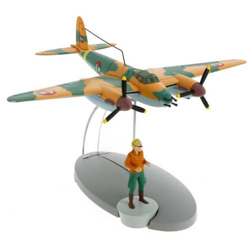 """Kampfflugzeug aus """"Kohle an Bord"""" / Avion de reconnaîssance de coke en stock"""