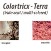 Colortricx Terra Grün - Art.No. 0109, Dose à 40 ml
