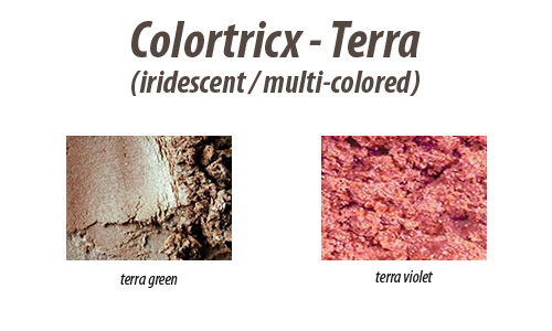 Colortricx Terra Grün -  Art.No. 0109, Dose à 40 ml