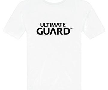 Ultimate Guard - T-Shirt Wordmark Weiss