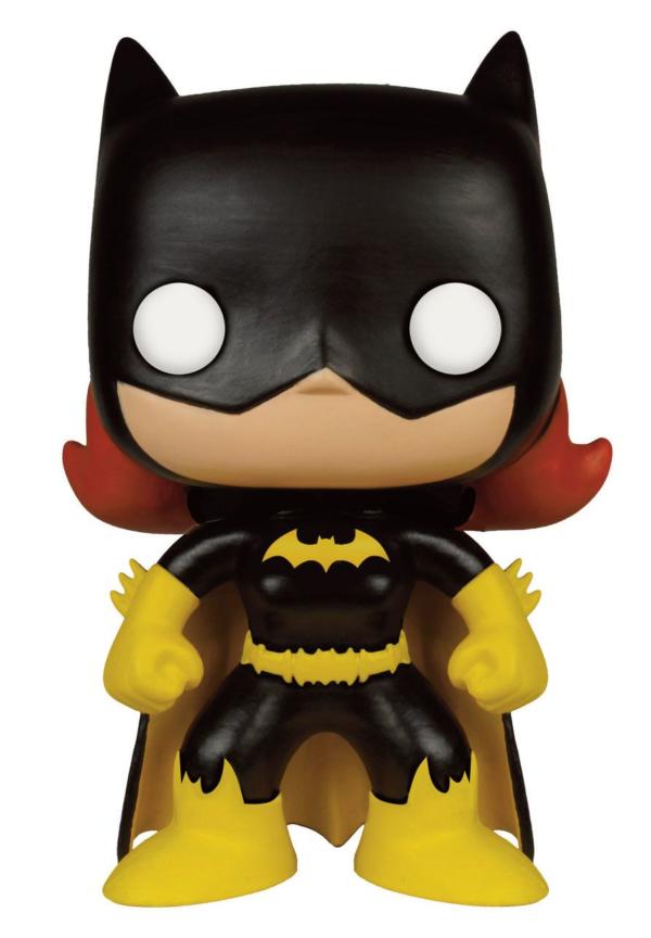 DC Comics - POP Heroes Vinyl Figur Batgirl