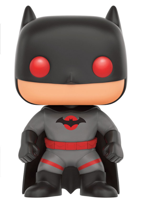 DC Comics - POP Heroes Vinyl Figur Flashpoint Batman