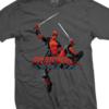 Deadpool T-ShirtLogo Jump