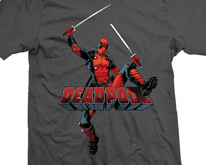 Deadpool T-ShirtLogo Jump