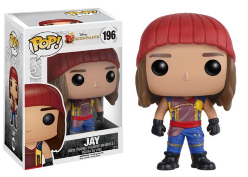 Descendants - Die Nachkommen POP Disney Vinyl Figur Jay