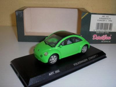 DetailCars - VW Concept 1 (Beetle)
