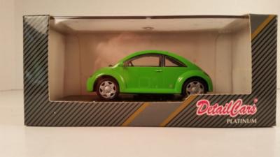 DetailCars - VW Concept 1 (Beetle) grün 1994 in 1:43