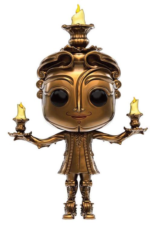 Die Schöne und das Biest - POP Disney Figur Lumière