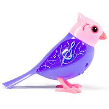 DigiBirds - rosa, lila und violett