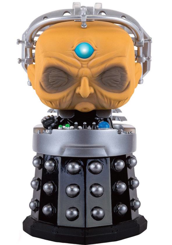 Doctor Who - POP! Television Figur Davros