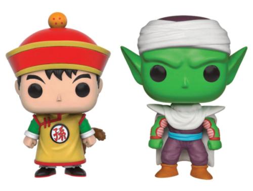 Dragonball Z - POP Animation Figuren Doppelpack Gohan & Piccolo