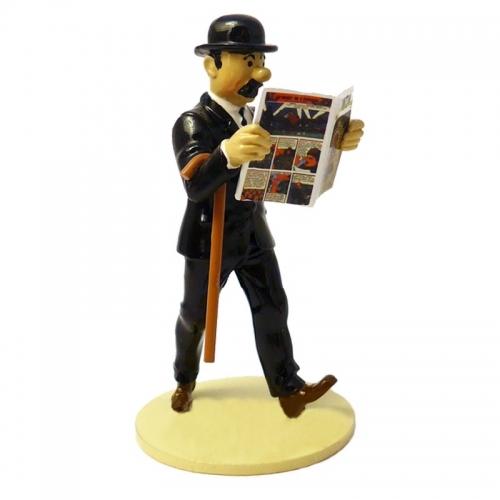 Lisez Tintin - Dupont (Schultze)
