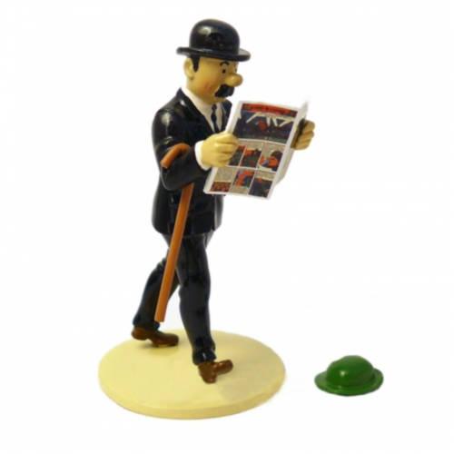 Lisez Tintin - Schultze mit Bienleins Hut