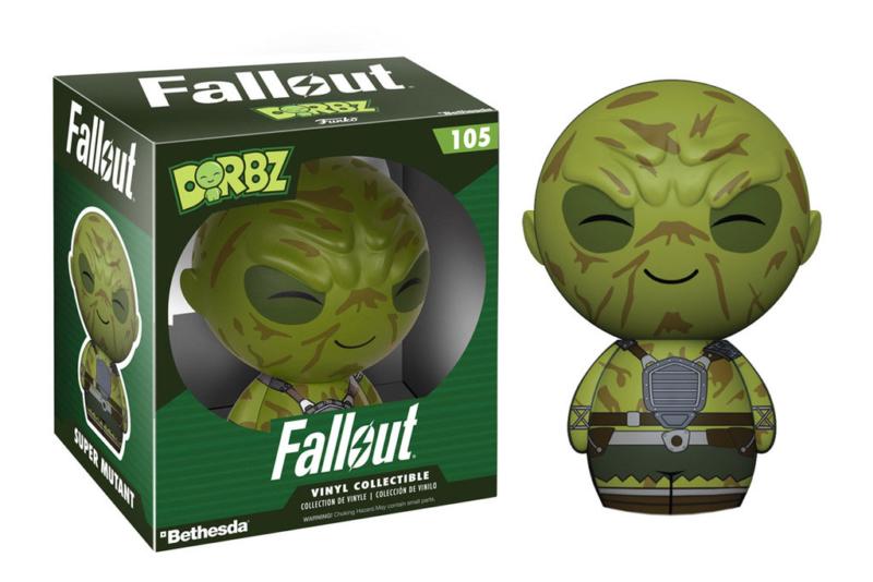 Fallout - Vinyl Sugar Dorbz Vinyl Figur Super Mutant