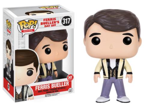 Ferris macht blau - POP Movies Vinyl Figur Ferris Bueller