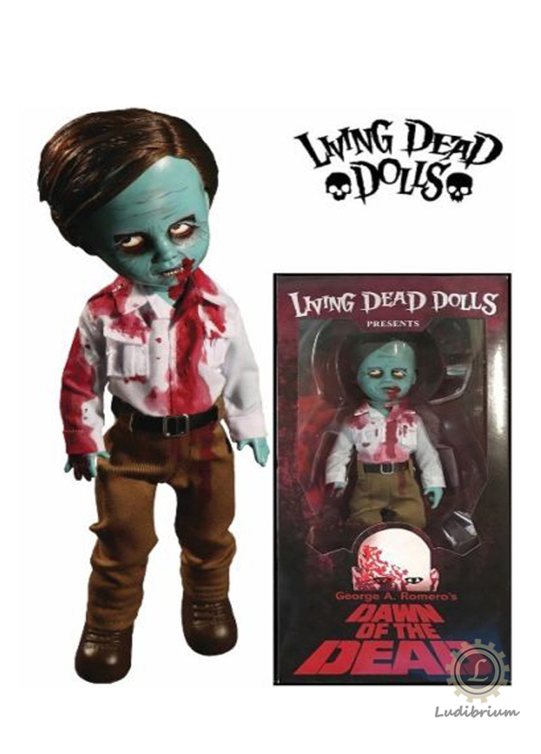 "Living Dead Dolls - Flyboy ""Dawn of the Dead"""