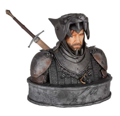 Game of Thrones - Büste The Hound - Limited Edition