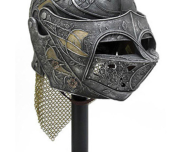 Game of Thrones - Replik 1/1 Loras Tyrells Helm