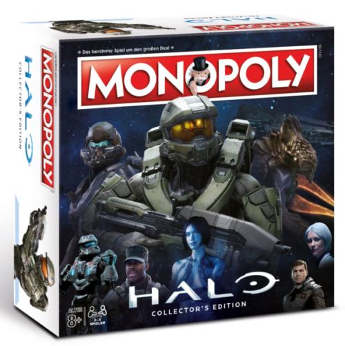 Halo - Brettspiel Monopoly