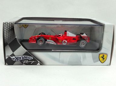 Hot Wheels - Ferrari F2005 Rubens Barrichello Formel 1, 1:43
