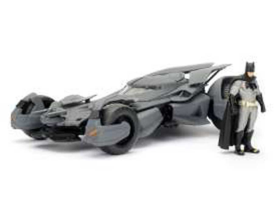 Jada - Metals, Batman vs Superman Batmobile 98034, 1:24