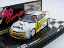 Paul's Model Art Minichamps -Opel Calibra V6 DTM 93 Dekra 6 K. Rosberg, 1:64