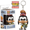 Kingdom Hearts - Pocket POP Vinyl Schlüsselanhänger Goofy
