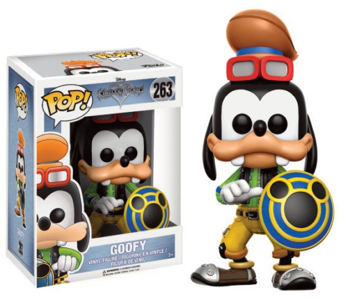 Kingdom Hearts - POP! Disney Figur Goofy
