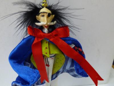 Krinkles - Drosselmeyer Ornament