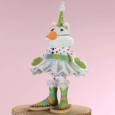 Krinkles - Mini Alaska Snowdog Ornament