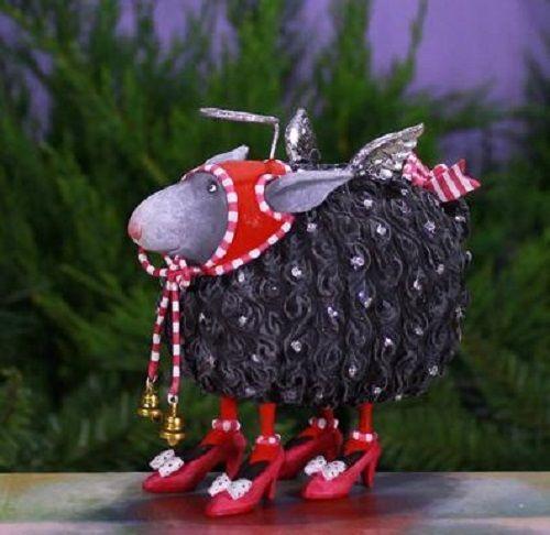 Krinkles - schwarzes Schaf