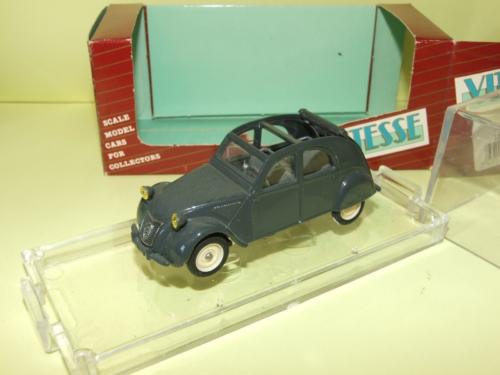 La Collection Vitesse - Citroën 2CV 1957, offenes Dach