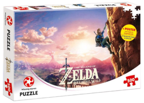 Legend of Zelda - Puzzle Breath of the Wild