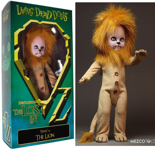 "Living Dead Dolls - Puppe ""Lion"""