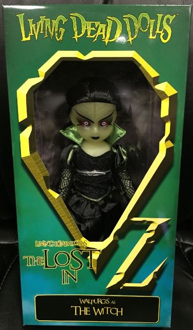 "Living Dead Dolls - Puppe ""The Witch"""