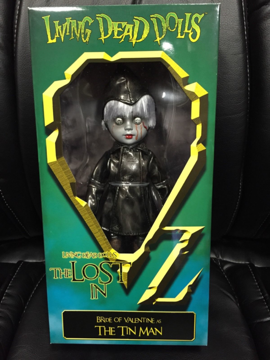 "Living Dead Dolls - Puppe ""Tin Man"""