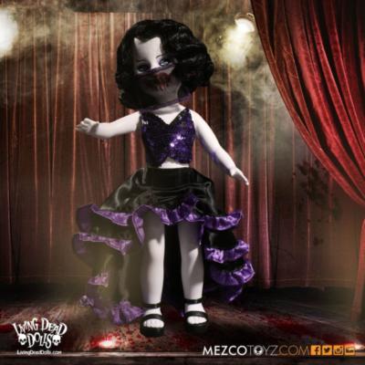 Living Dead Dolls Serie 33 - Moulin Morgue - Ella von Terra