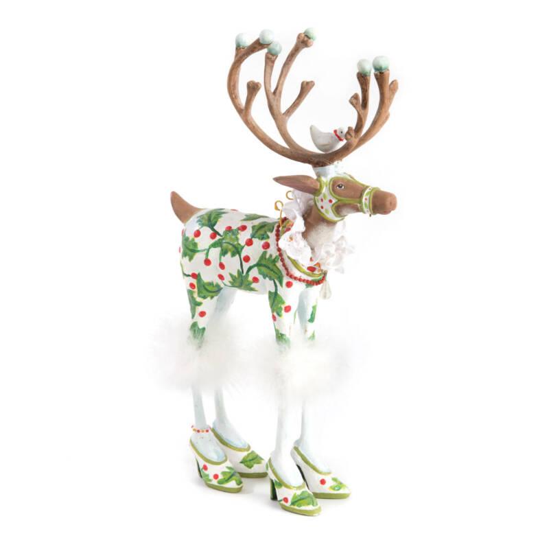 Krinkles - Rentier Vixen gross - Dash Away Vixen Reindeer Figure