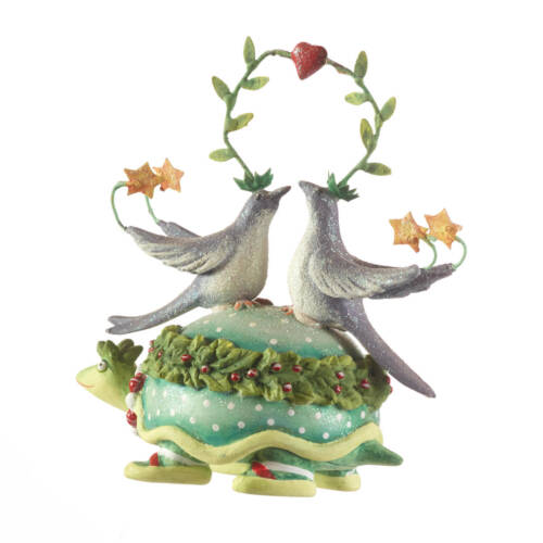 Krinkles - Two Turtle Doves Ornament