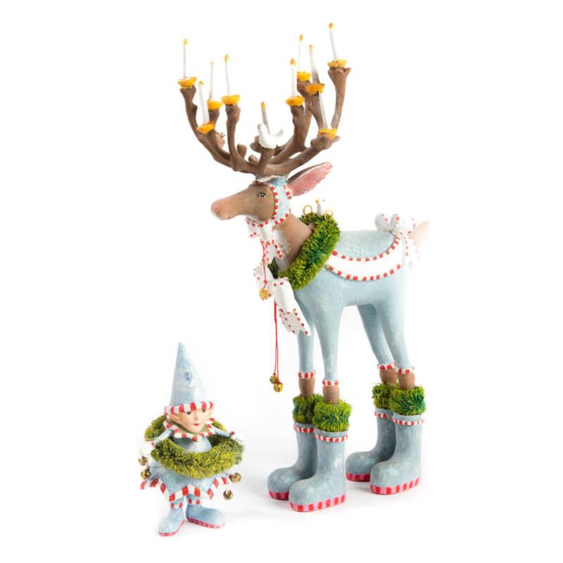 Krinkles - Dash Away Dasher's Elf Ornament