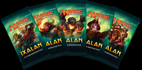 Magic the Gathering - Ixalan Boosterpackung, deutsch