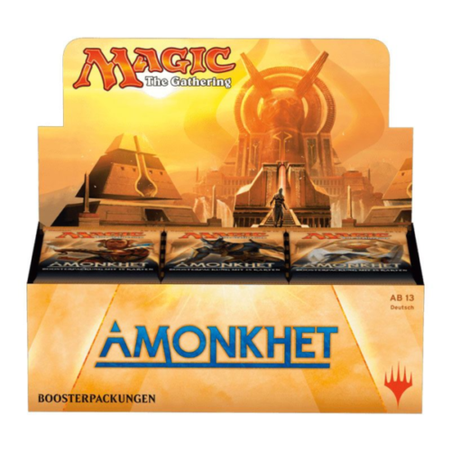 Magic the Gathering - Amonkhet Booster Display deutsch