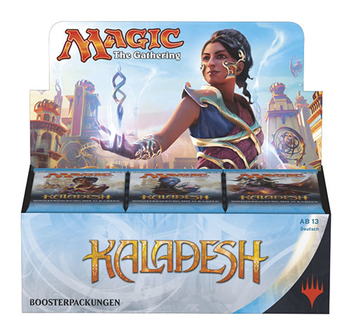 Magic the Gathering - Kaladesh deutsch
